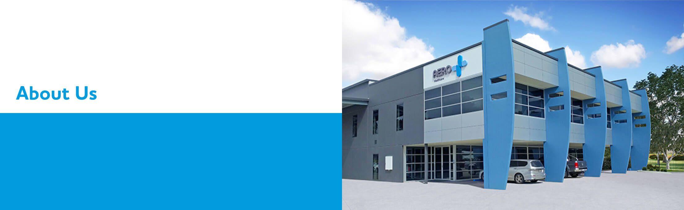 About Aero Healthcare Building