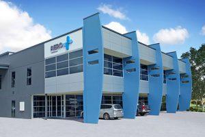 Aero AU Building