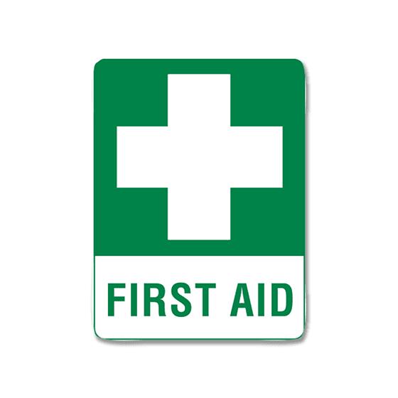 AeroSupplies First Aid Signs (Medium Poly)>