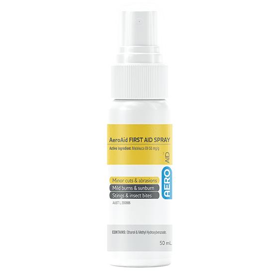 AeroAid Antiseptic Spray>