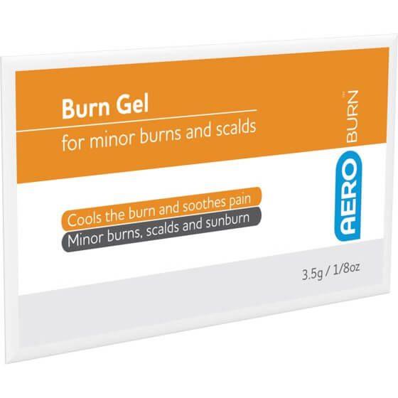 AeroBurn Burn Gel Sachets 3.5g>
