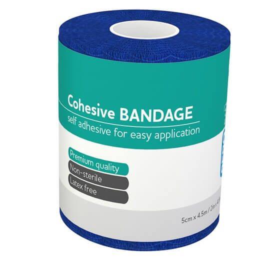 AeroBan Cohesive Bandages 5cm x 4.5m>