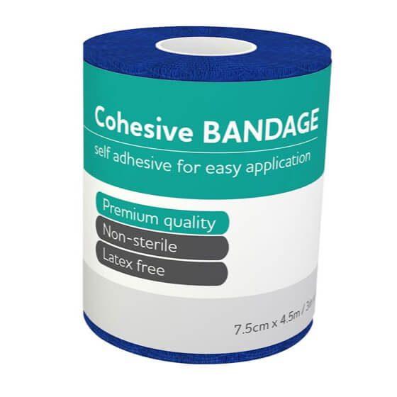 AeroBan Cohesive Bandages 7.5cm x 4.5m>
