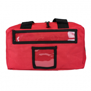 Red Softpack First Aid Bags - Large