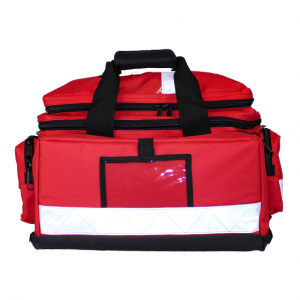 Red Softpack First Aid Bags - Trauma
