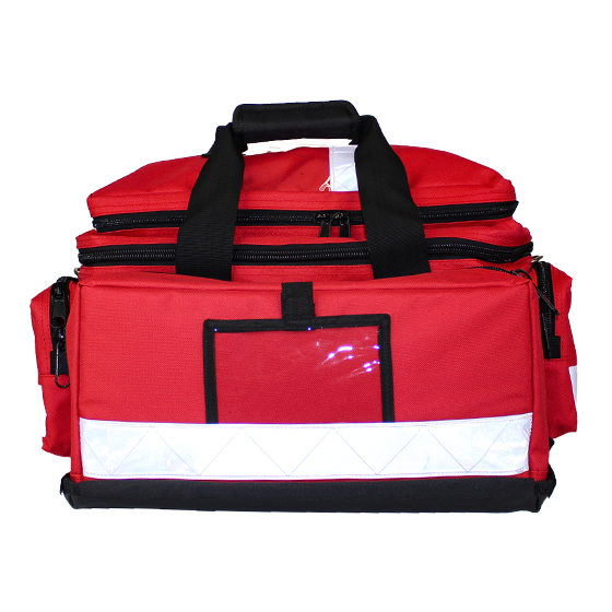 Red Softpack First Aid Bags – Trauma>
