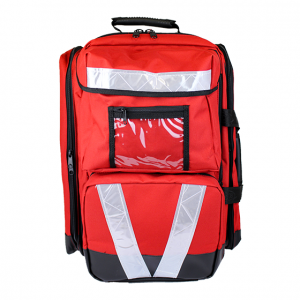 Red Softpack First Aid Bags - Trauma, Large