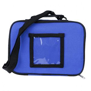 Blue Softpack First Aid Bags - Medium