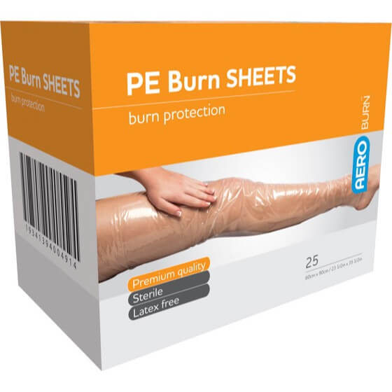 AeroBurn Polyethylene Burn Sheets 60cm x 90cm>