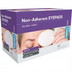 AeroPad Non Adherent Eye Pads