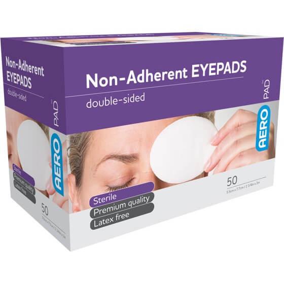 AeroPad Non-Adherent Eye Pads>