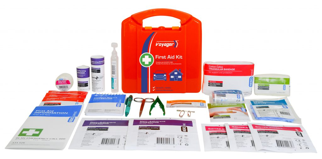 AeroKit AFAK2P Kit case and contents