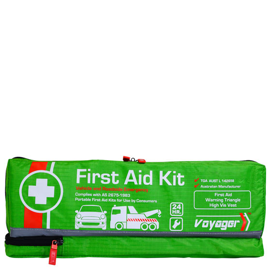Voyager 2 Road Safety – First Aid Kit>