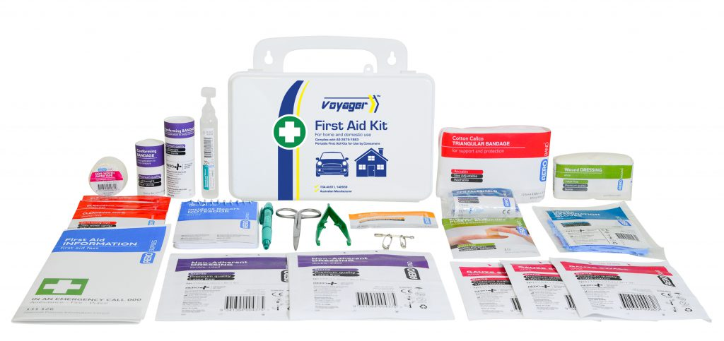AeroKit AFAK2W Kit case and contents