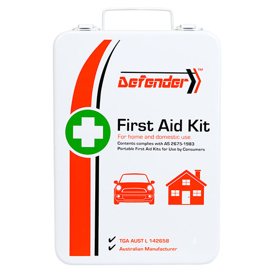 Defender 3 Series – First Aid Kit Tough>