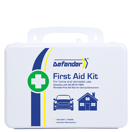 Defender 3 Series – First Aid Kit Weather Proof>