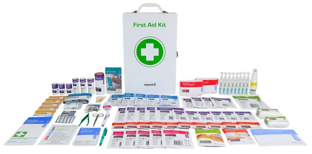 AeroKit AFAK4M Kit case and contents