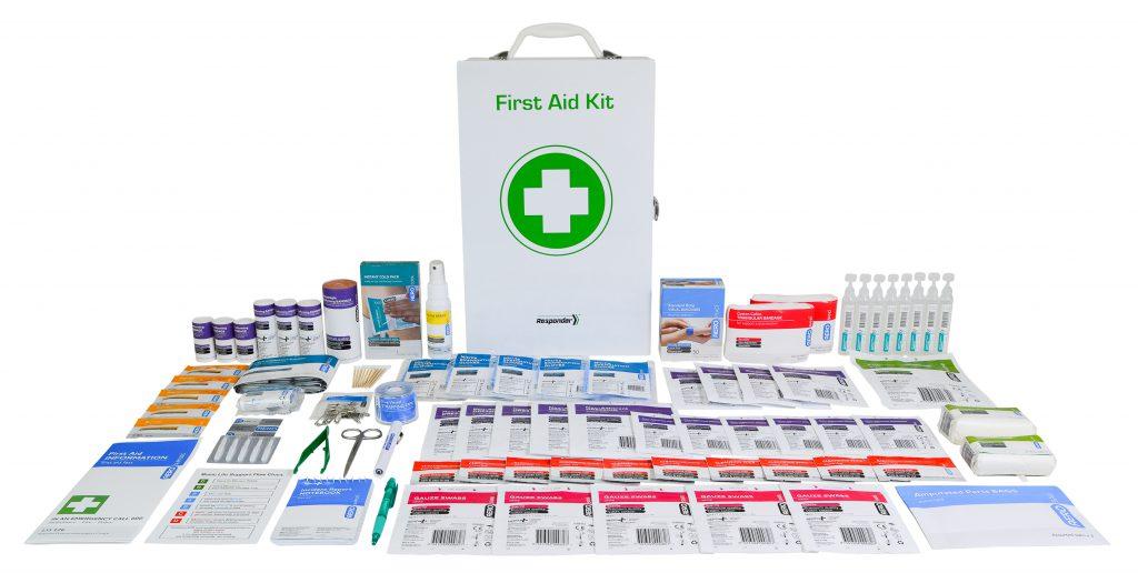 Aerokit AFAK4MF kit case and contents