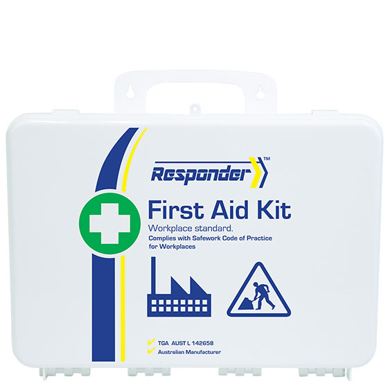 Responder 4 Series – Weather Proof First Aid Kit>