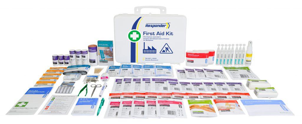 AeroKit AFAK4W Kit case and contents