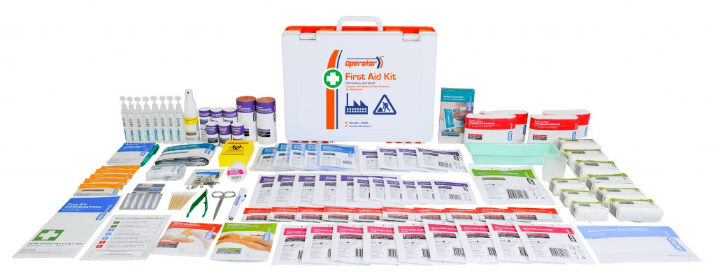 Aerokit AFAK5C Kit case and contents