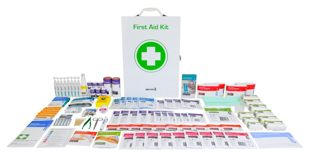 Aerokit AFAK5M Kit case and contents