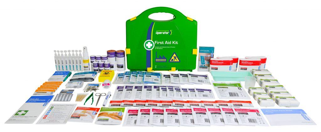 Aerokit AFAK5P Kit case and contents