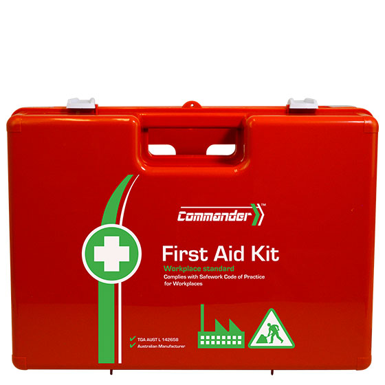 Commander 6 Series – First Aid Kit>