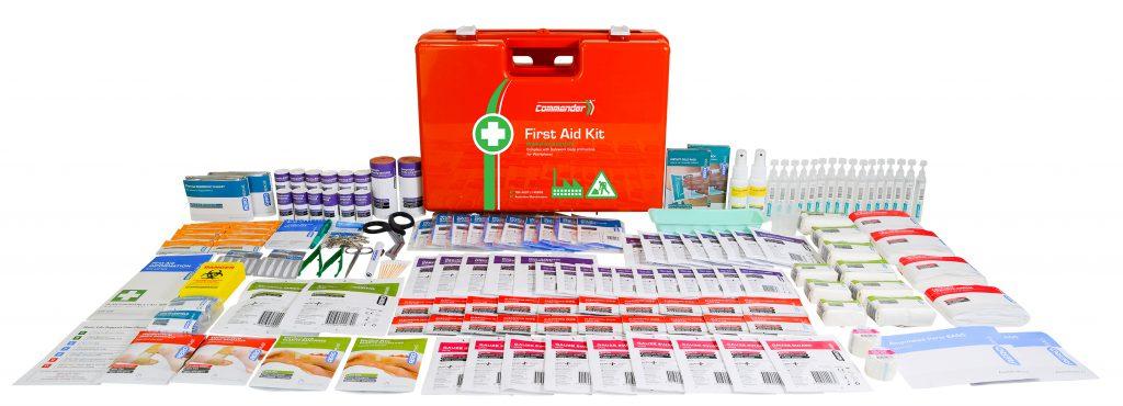 Aerokit AFAK6C kit case and contents