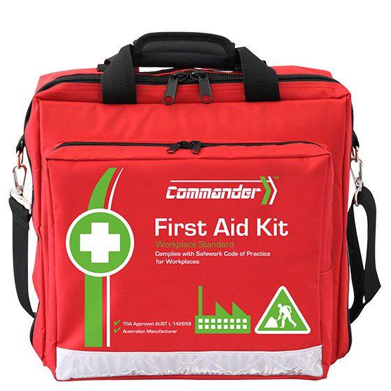 Commander 6 Series – First Aid Kit Versatile>