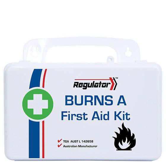 Regulator Small Burns Series – First Aid Module>