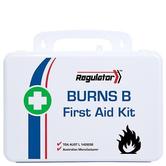 Regulator Medium Burns Series – First Aid Module>
