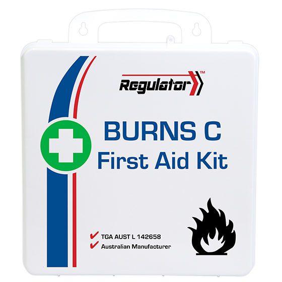 Regulator Large Burns Series – First Aid Module>