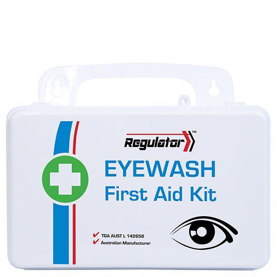 Regulator Eyewash – First Aid Module>