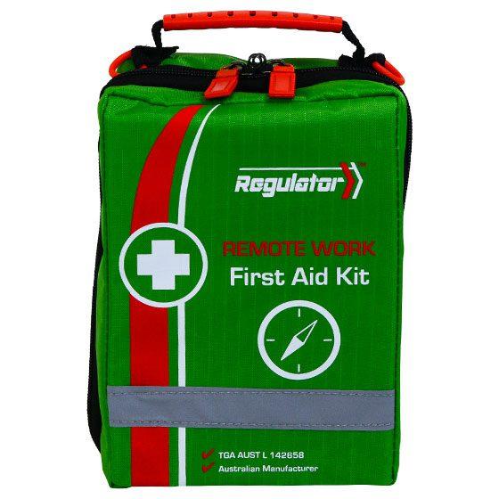 Regulator Remote Work – First Aid Kit>