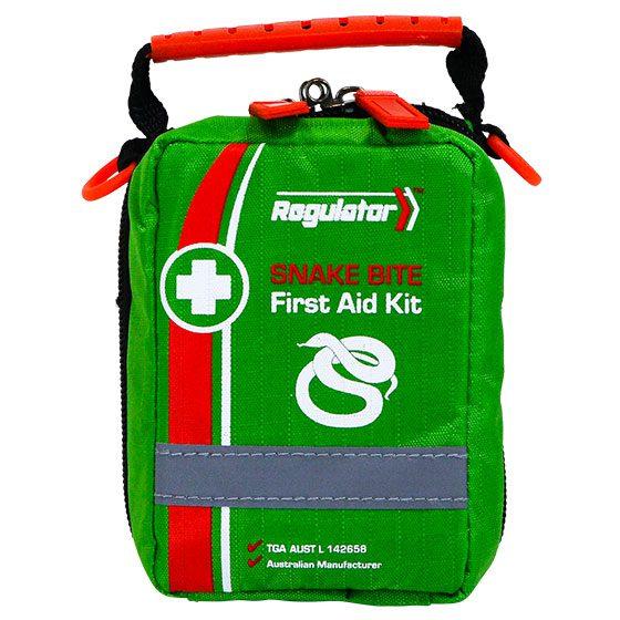 Regulator Snake Bite – First Aid Kit>