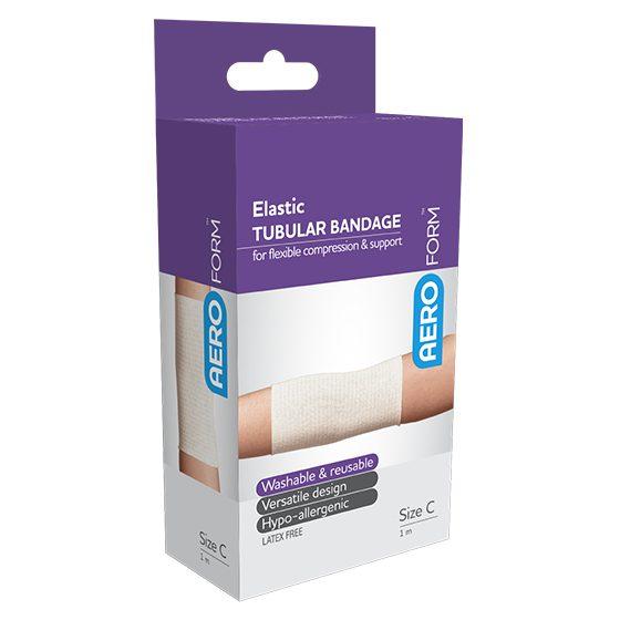AeroForm Tubular Bandages (optional Applicator) Size C x 1M>