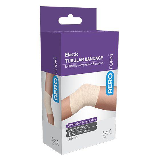 AeroForm Tubular Bandages (optional Applicator) Size E x 1M>