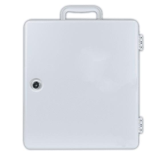 Plastic Cabinet Key Latch – Large>