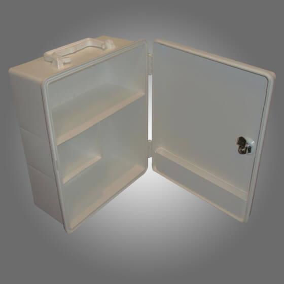 Plastic Cabinets – White>