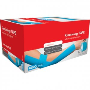 AeroPlast Sports Tapes Kinesiology Tape