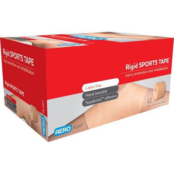 Latex Free Rigid Tape 5cm x 13.7M>