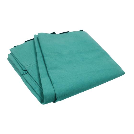 Carry Sheets, Terylene Cotton – Green>