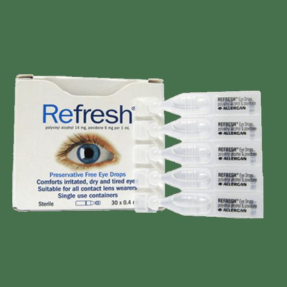 Refresh Eye Drops box/30>
