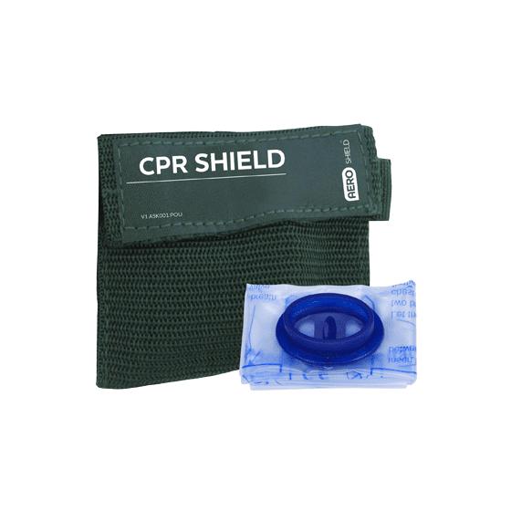AeroShield Key Ring CPR Face Shield>