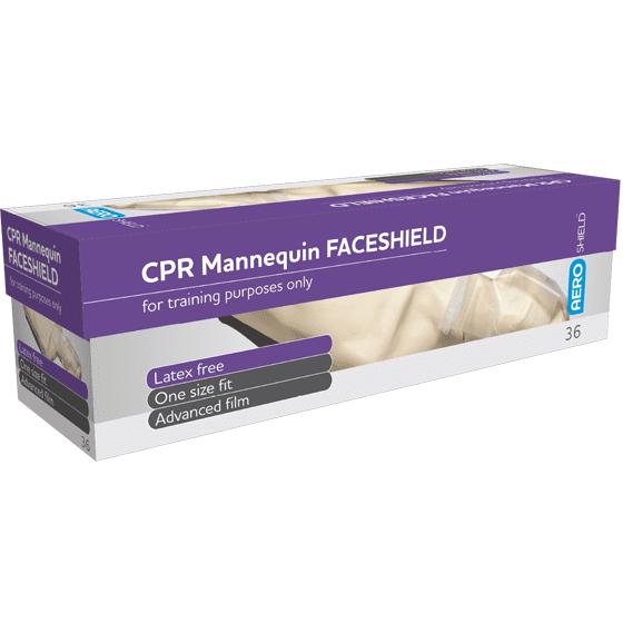 AeroShield CPR Manikin Faceshields>