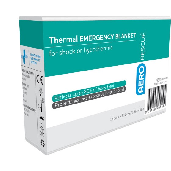 AeroRescue Emergency Thermal Blankets>