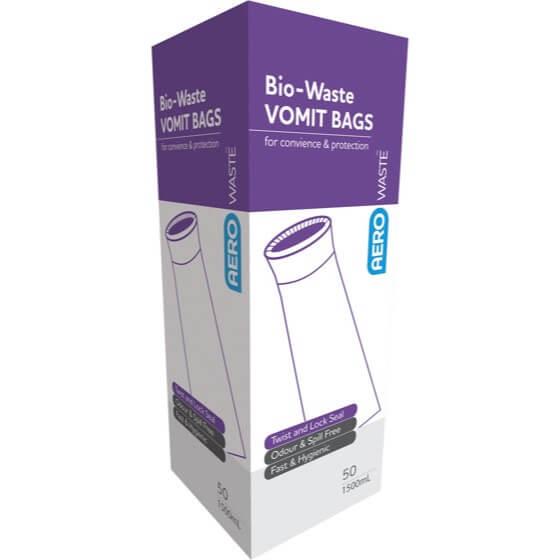 Aerowaste Vomit Bags>