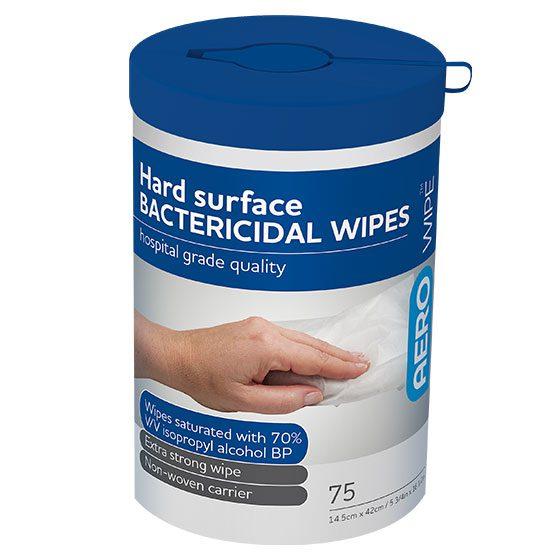 AeroWipe Hard Surface Disinfectant Wipes>
