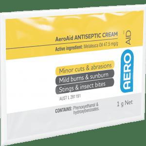 Aero Antiseptic Cream Sachet